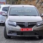 Noua Dacia Logan 2014 fata