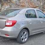 Noua Dacia Logan 2014 spate