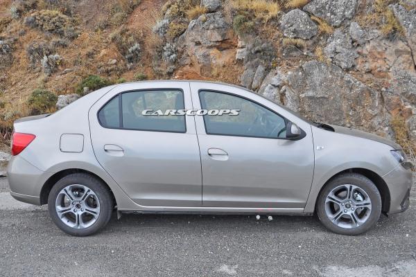 Noua Dacia Logan 2014