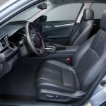 Noua Honda Civic 10 sedan 2015 foto interior fata