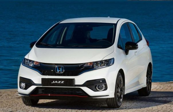 Noua Honda Jazz 2017 facelift