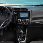 Noua Honda Jazz 2017 facelift interior
