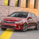 Noua Kia Optima 4 sedan