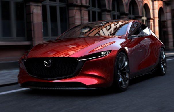 Noua Mazda 3 - conceptul Kai