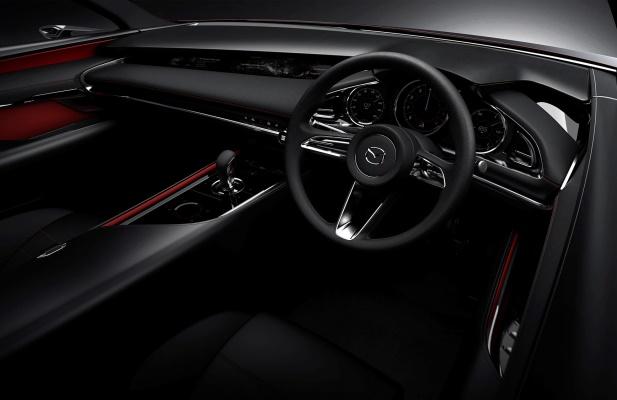 Noua Mazda 3 - conceptul Kai - foto interior