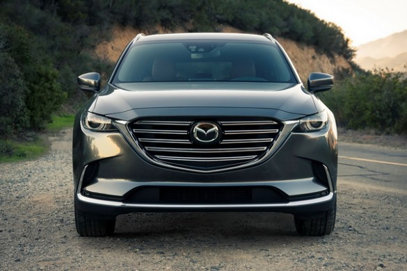 Noua Mazda CX-9 2016 foto