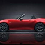 Noua Mazda MX-5 2015 lateral