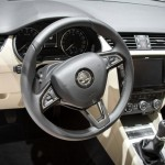 Skoda Octavia 3 spate interior