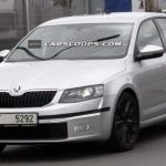 Noua Skoda Octavia RS