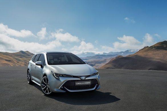Noua Toyota Corolla Touring Sport 2018 - Corolla break