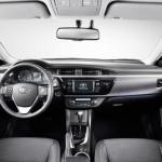 Noua Toyota Corolla interior