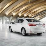 Noua Toyota Corolla spate