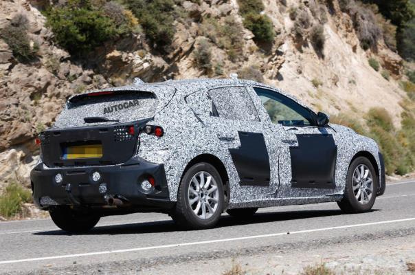 Noua generatie Ford Focus 2018