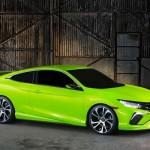 Noua generatie Honda Civic 2015 - Civic Concept