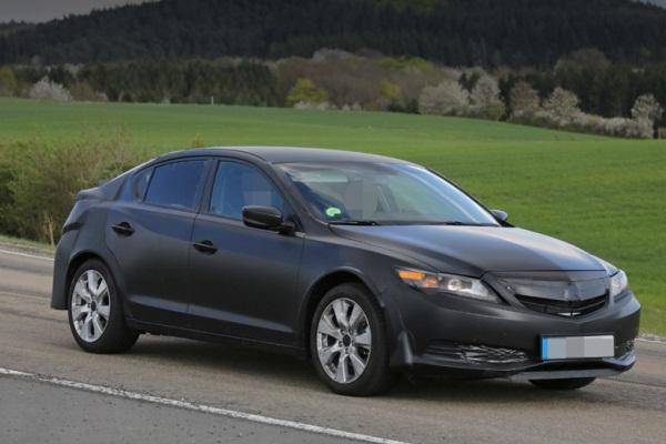 Noua generatie Honda Civic la teste