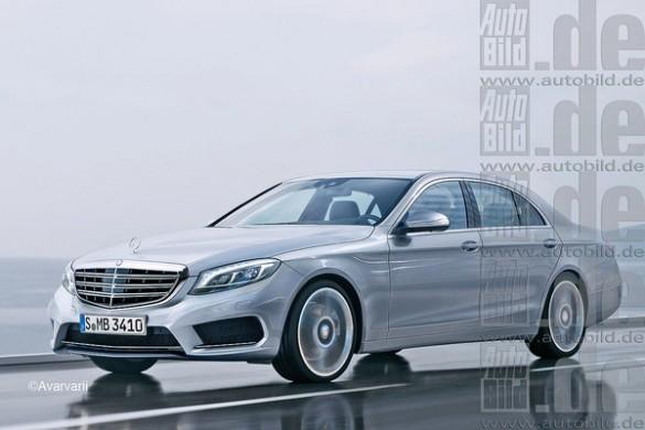 Noua generatie Mercedes E-Class