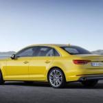 Noua generatie a lui Audi A4 lateral