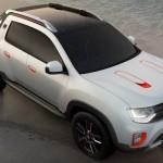 Noua generatie a lui Dacia Duster - conceptul oroch
