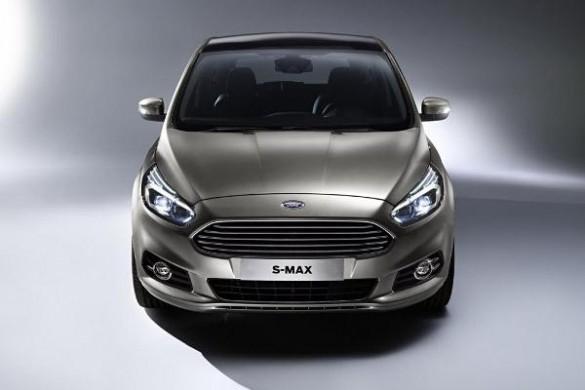 Noua generatie a lui Ford S-Max pentru 2015 fata