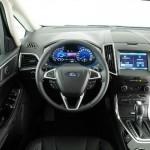 Noua generatie a lui Ford S-Max pentru 2015 interior