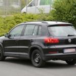 Noua generatie a lui VW Tiguan spate