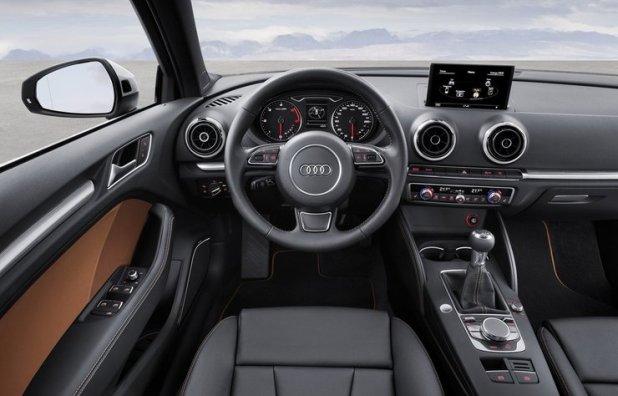 noul audi a3 sedan interior