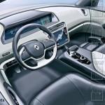 Noile modele Renault - noul Renault Espace interior
