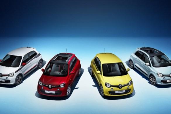 Noile modele Renault - noul Twingo 2014