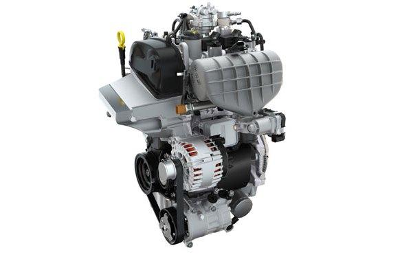 Noile motoare VW 2015 - motor VW cu 3 cilindri