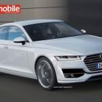 Noul A8 pentru 2016 - ilustratii L'Automobile