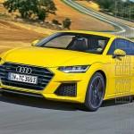 Noul Audi A3 coupe