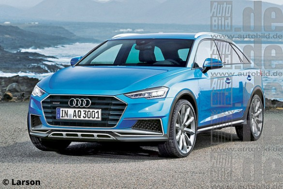 Noul Audi A3 crossover