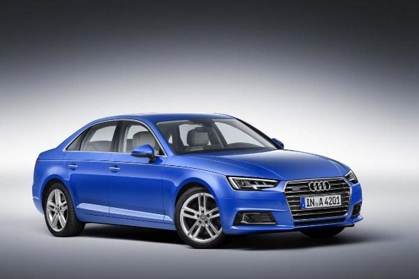 Noul Audi A4 2015 sedan foto