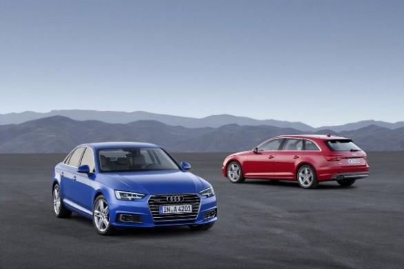 Noul Audi A4 2015 sedan si Avant