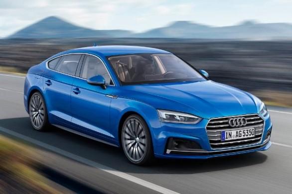 Noul Audi A5 2016