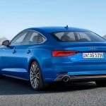 Noul Audi A5 2016 spate