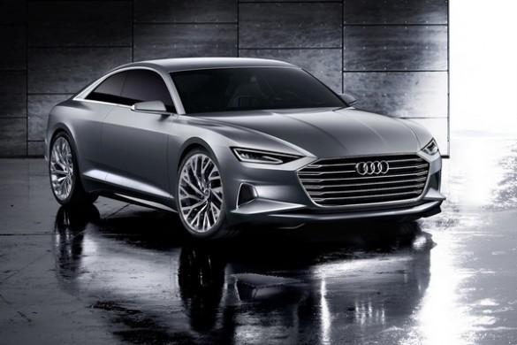 Noul Audi A6 2017 - conceptul Prologue