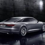Noul Audi A6 2017 - conceptul Prologue foto 2