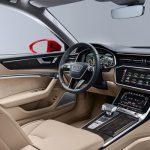 Noul Audi A6 2018 interior