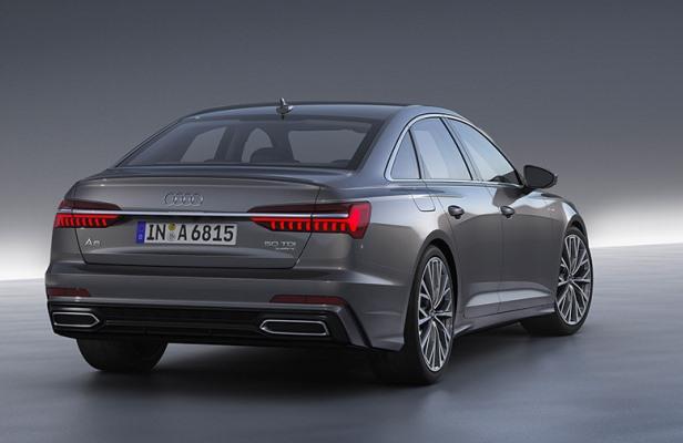 Noul Audi A6 2018 lateral spate