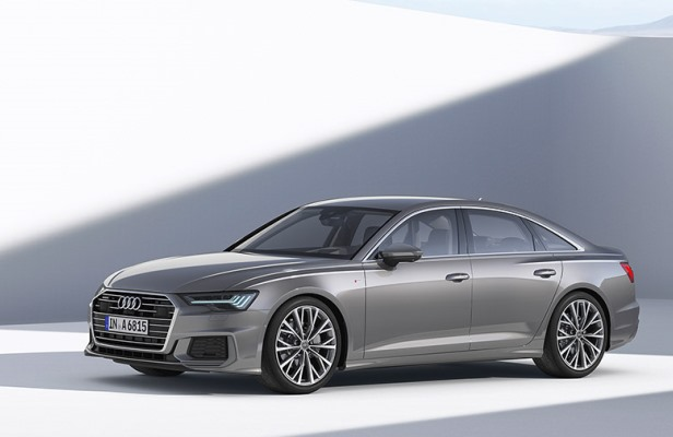 Noul Audi A6 2018 lateral