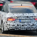 Noul Audi A7 2014 facelift spate