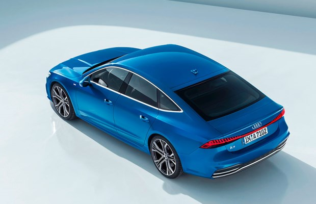 Noul Audi A7 Sportback foto