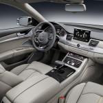 Noul Audi A8 2013 interior