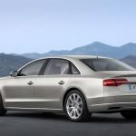 Noul Audi A8 2013 spate