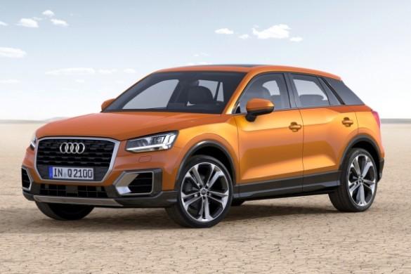 Noul Audi Q2 foto