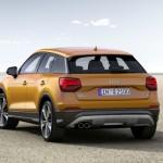 Noul Audi Q2 spate