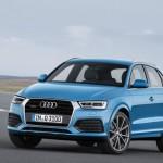 Noul Audi Q3 2014 facelift