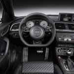 Noul Audi Q3 2014 facelift interior