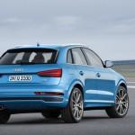 Noul Audi Q3 2014 facelift spate